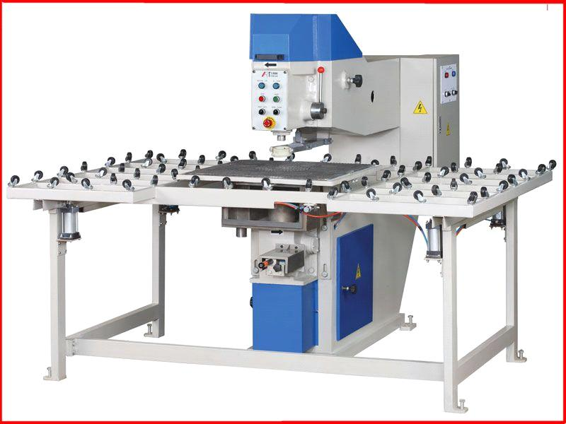 glass drilling machine - single head