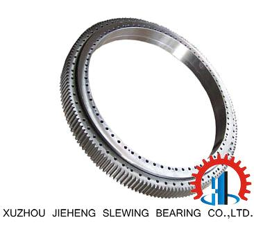 slewing bearing for reach stacker