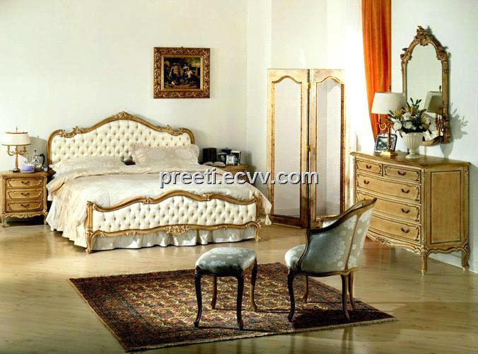 Wooden Bedroom Furniture from India Manufacturer ...