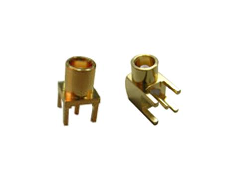 RF Connector MCX Jack for PCB RF Coaxial MCX Series RF Connector Manufacturers