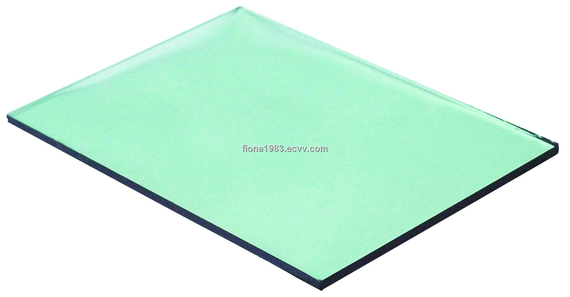 4mm/5mm/6mm F Green Tinted Float Glass