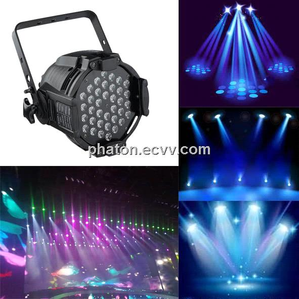P336 Rgb Led Par Can Light From China Manufacturer
