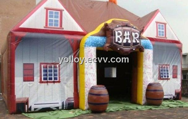 Portable Outdoor Inflatable Bar Tent for Party Rental ... & Portable Outdoor Inflatable Bar Tent for Party Rental purchasing ...