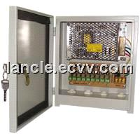 Weatherproof CCTV Power Supply (MPS-060-9WP)