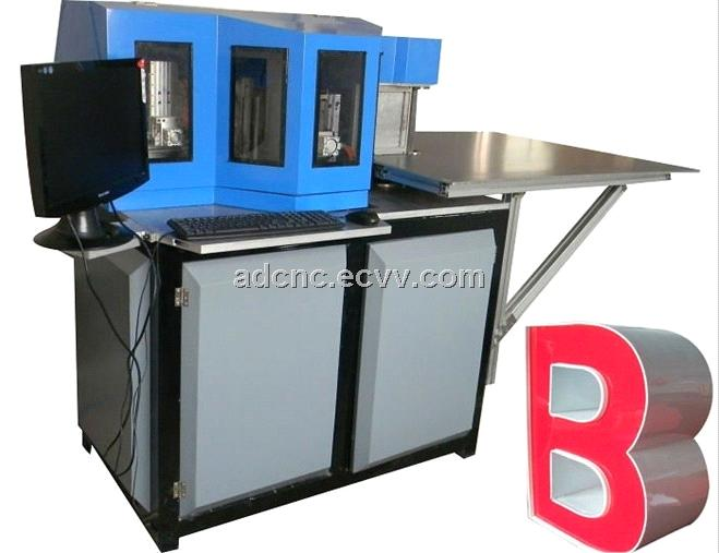 07 mm cnc channel letter bending machine purchasing for Cnc lettering software