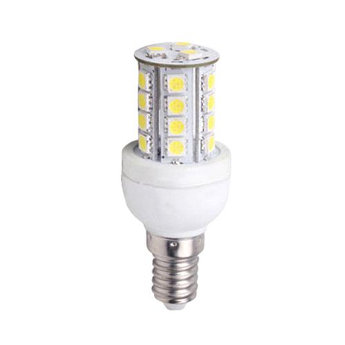 27PCS SMD Long life LED corn bulb (ELM-C31-S4W-BY27)