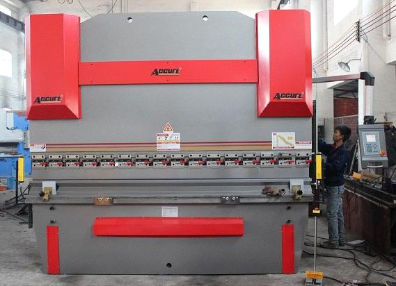 40t CNC Sheet Metal Press Brake / 40 Ton Electric CNC Press Brake