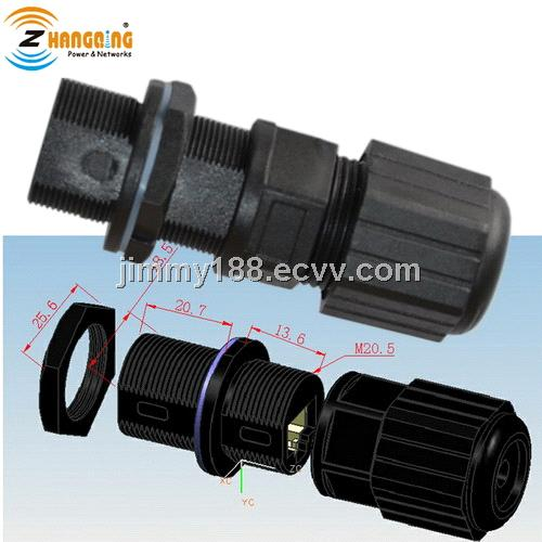 AP waterproof box IP67 outdoor RJ45 connector
