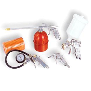 Air Spray Gun Kit (5PCS-1)