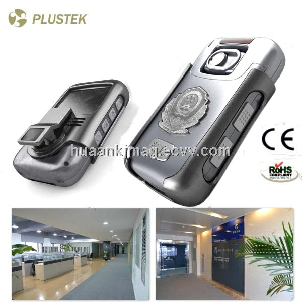 Auto IR Night Vision Battery Operated  Wireless Body Worn Security Camera