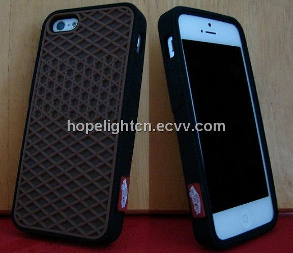 innovative design 4cae3 f79e8 Funny Vans Shoe Sole Grain Soft Silicone Case for iPhone 5 from ...