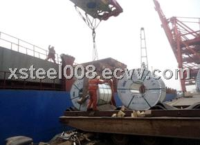 Galvanized steel plate (sheet)  DX51D+Z hot dipped
