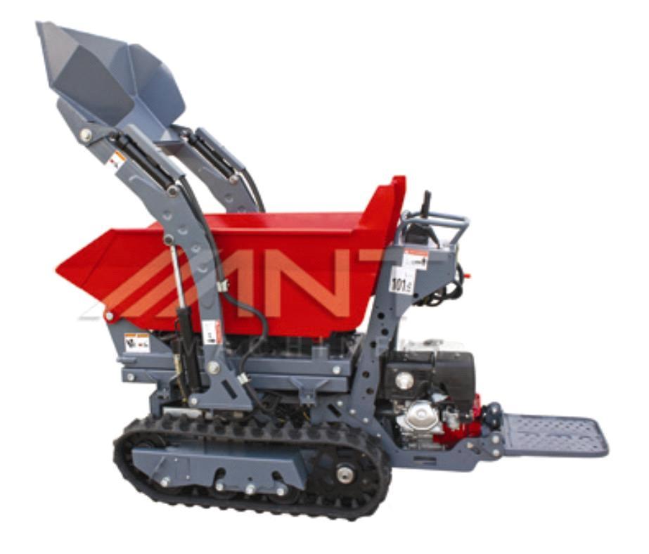 Hydraulic system WHEEL BARROW gasoline engine from China