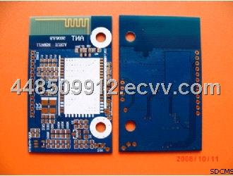 Immersion Gold FR4 PCB Custom PCB Boards for Bluetooth Board
