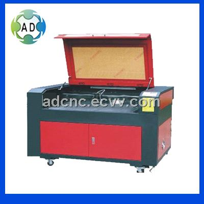 Leather Laser CNC Engraving Machine