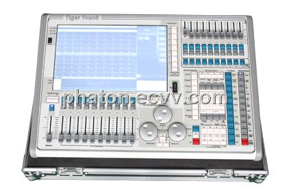 Tiger Touch Dmx Lighting Stage Controller Console
