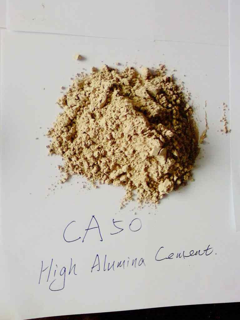 high alumina cement calcium aluminate cement