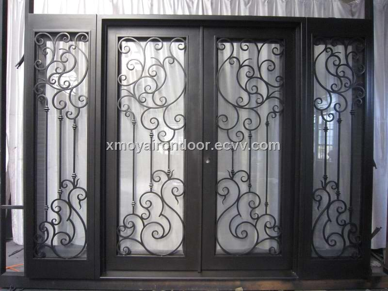 Iron Grill Door Design For Home Flisol Home