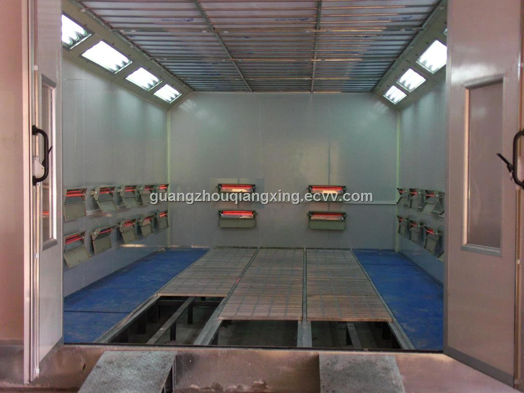 Paint Spray Booth Design Purchasing Souring Agent Ecvv