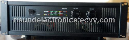 power amplifier 5000PA