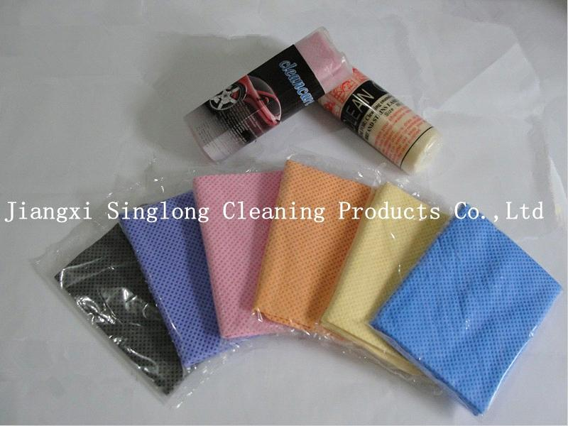 wholesale High quality and super absorbent PVA car  wash chamois
