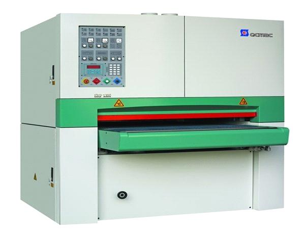 wide-belt sanding machiner