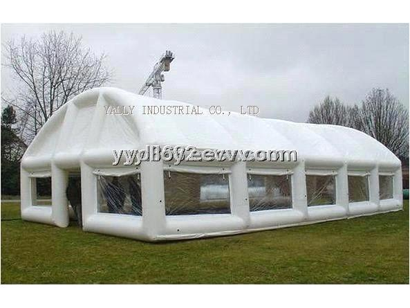 Large White Air Tight Inflatable Tent for Sport Hall or Wedding Party & Large White Air Tight Inflatable Tent for Sport Hall or Wedding ...