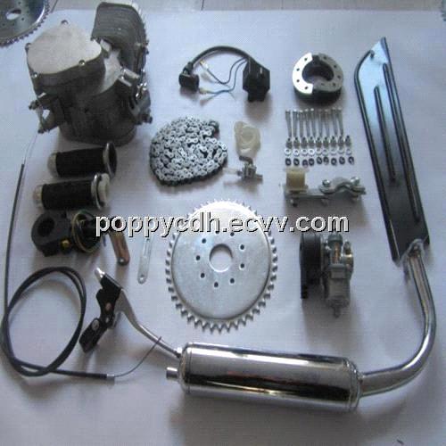 4 stroke bicycle engine kit, motorized kit, gasoline engine kit