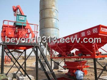 Concrete Mixing Station for Construction Projects (JS750)