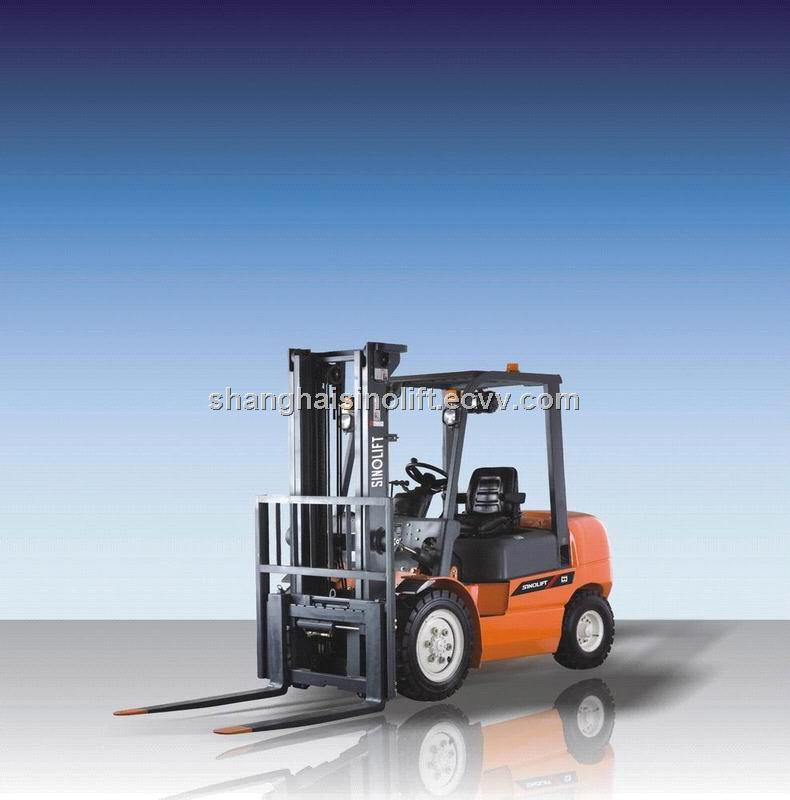 1-1.8T Internal Combustion Counterbalanced Forklift Truck