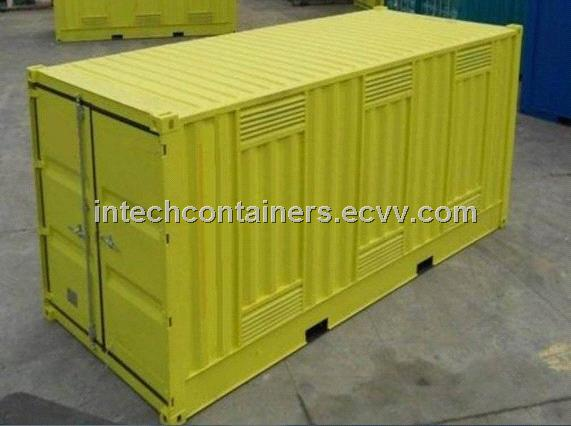 20 Dangerous goods storage container purchasing souring agent