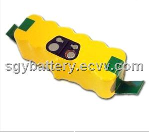 3300mAh 14.4V Ni-Mh Battery Pack for Irobot Roomba 500 / 700 Series Vacuum Cleaner