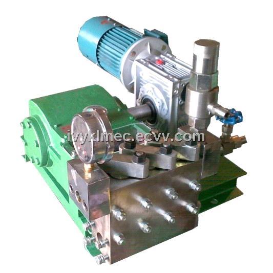 3DSY High pressure washer/ Pressure washing pump from China