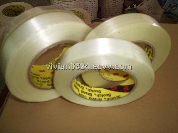 3m 898 Clear Fiberglass Adhesive Tape For Sealing Fixing