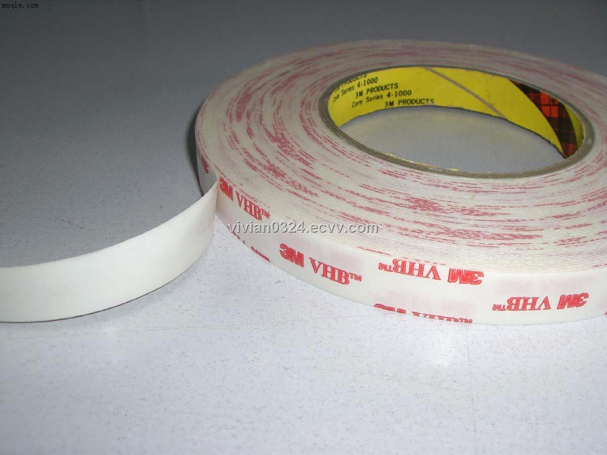 3m Vhb 4930 Double Sided Acrylic Foam Tape 0 64mm