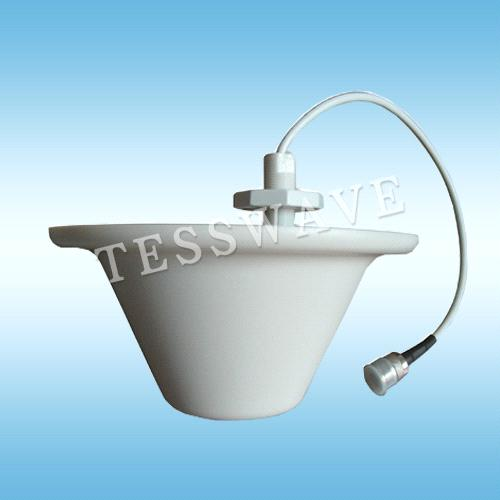 698-2700MHz indoor omnidirectional LTE ceiling mount antenna from