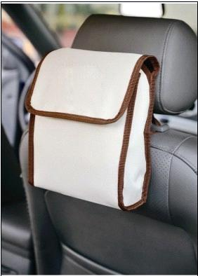Fashion Car Trash Bagcar Storage Bag FB015 Purchasing Souring