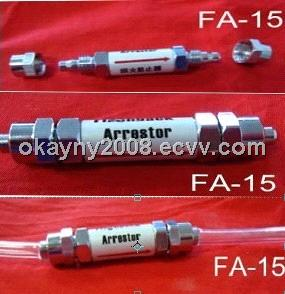 Flashback Arrestor For regulator /Gas Flashback Arrestor for Welding Torch FA-11/FA-14/FA-15