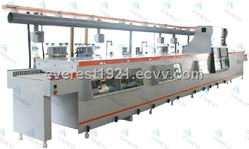 Flexible etching machine