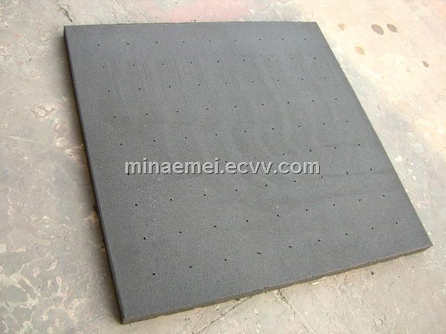 Horse Stall Rubber Flooring Mat Rubber Tile For Cattle From
