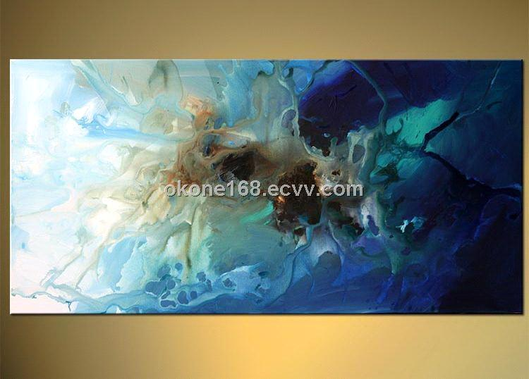 Latest Style Abstract Oil Painting