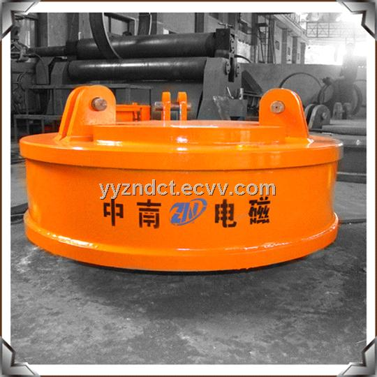 Lifting Magnets (Electromagnets) MW03-160L for Steel Billets