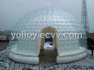 Outdoor Clear Inflatable Bubble Tent for Meeting Room : outdoor bubble tent - memphite.com