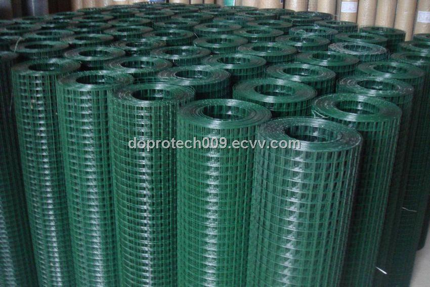 PVC Coated Welded Wire Mesh Roll purchasing, souring agent | ECVV ...