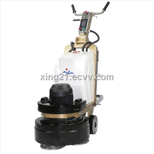 Terrazzo surface grinder and polisher Q7C