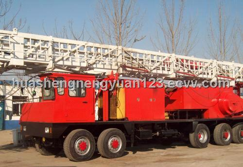 XJ550 Oil Workover Rig from China Manufacturer, Manufactory
