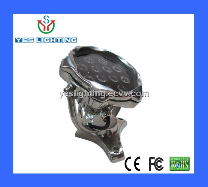 YES-SDD-1201A LED underwater lights, underwater lamps, led outdoor lighting, led water lamps