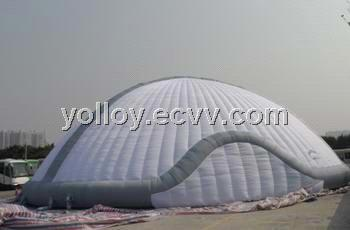 Outdoor Shelter Large Air Tent Building for Big Festival Event & Outdoor Shelter Large Air Tent Building for Big Festival Event ...