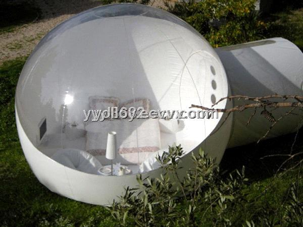 Cheap Inflatable Lawn Tent/Half Transparent Half Clear C&ing Tent & Cheap Inflatable Lawn Tent/Half Transparent Half Clear Camping ...