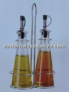 glass oil bottle EW1216